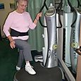 Power Plate at the South Coast Spine Center of San Diego