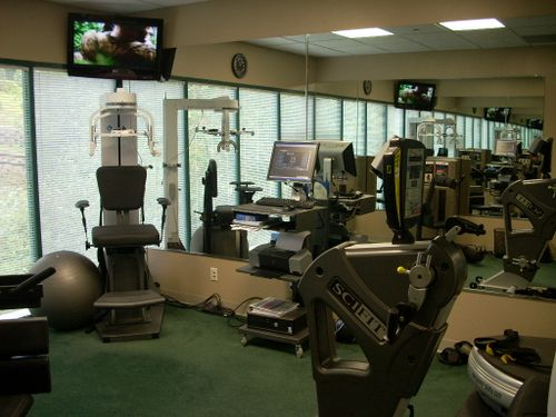 Our New Rehab Room With the MCU