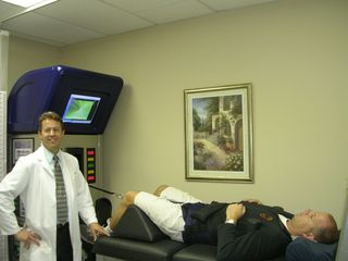 Dr. Bruce Bell and South Coast Spine Center's Success in the news!