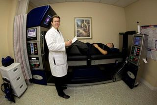 Dr. Bruce Bell Treating Disc Herniations Without Surgery